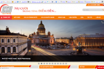 Xây dựng web du lịch GSO Travel